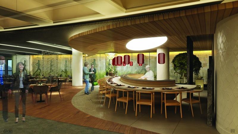 Divan Restaurant And Bar